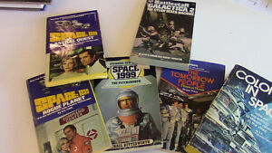 Six Space Books