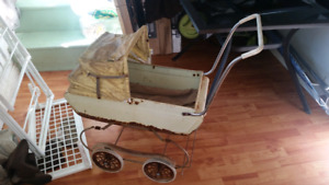 BABY DOLL CARRIAGE... make me an offer. ..