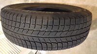 4 Michelin Tubeless Winter Tires X-ICE Xi3 205/65R16 99T