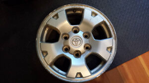 "16"" (6x139.7) Toyota Tacoma TRD Off-Road Factory Rims"