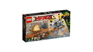 Lego ninjago #70610 flying jelly sub neuf valeur 40$ avant taxes