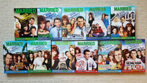 Married with Children, The Complete Series on DVD for sale