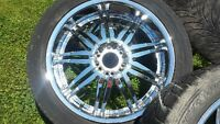 22 inch chrome for gmc (new price)
