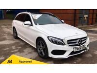 2014 Mercedes-Benz C-Class C220 BlueTEC AMG Line Premium Automatic Diesel Estat