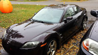 2005 Mazda RX-8 Shinka Coupe
