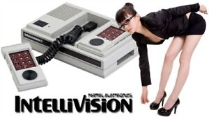 Intellivision 2 Console New in box plus extra used console!