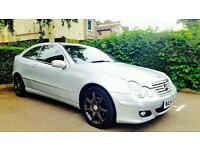 Mercedes-Benz C Class 2.1 C200 CDI Auto Hpi clear Low milage P.x Welcome
