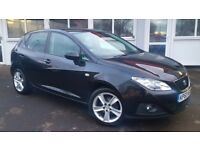 SEAT Ibiza 1.4 16v 85PS Sport (black) 2011