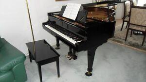 KAWAI GRAND PIANO  GS-40      Like brand new Edmonton Edmonton Area image 5
