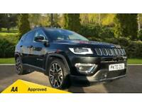 2020 Jeep Compass 1.6 Multijet 120 Limited 5dr ( Manual Diesel Estate