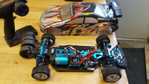 1/10 Brushless on road / drifter rc car