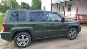 2008 Jeep Patriot (Northern Edition)