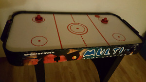Sportspower air hockey