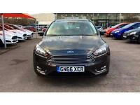 2016 Ford Focus 1.5 TDCi 120 Titanium 5dr Manual Diesel Hatchback