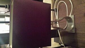 Ikea klabb lamp purple $20