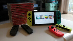 Lots of Great Nintendo Switch Games for Sale!