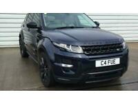 2014 Land Rover Range Rover Evoque 2.2 SD4 Dynamic 5dr Auto [9] SUV diesel Autom