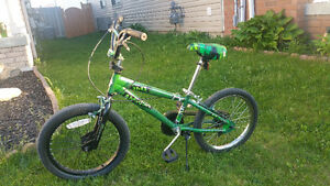 """2 Bikes 18"""" & 16"""" for sale (almost new)"""