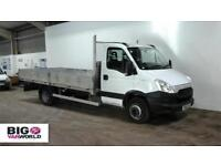 2013 IVECO DAILY 70C17 16FT ALLOY DROPSIDE DROPSIDE DIESEL