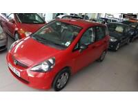 2006 HONDA JAZZ DSI S Red Manual Petrol