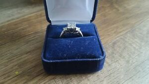 0.25ct engagement ring *papers included*