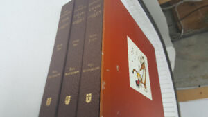 The Complete Calvin and Hobbes Books 1-3