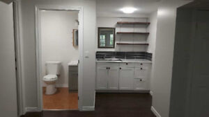 Clean + Bright bachelor apartment, short term rental in COBOURG