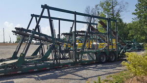 2001 Cottrell Car Carrier Trailer Only