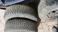 pneu d hiver toyo sur RIM pour une corolla