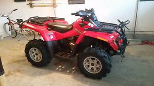 Used 2006 Bombardier Can Am Outlander XT