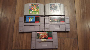 SNES and N64 doubles