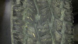 Toyo Open Country A/T 265/70R17 tires