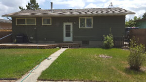 FURNISHED HOUSE FOR RENT IN KINDERSLEY