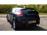 2015 Volvo V40 T2 SE Sat Nav and Bluetooth Manual Petrol Hatchback