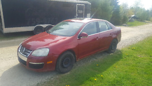 Parting Out 2006 Jetta 2.5L 5 Speed