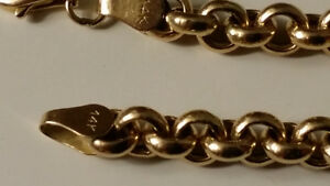 14k yellow gold bracelet Gatineau Ottawa / Gatineau Area image 5