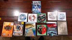 Collection of Computer Games
