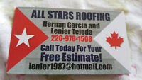 All Star Roofing & Reno
