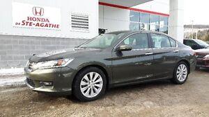 Honda Accord 4dr I4 CVT EX-L 2014