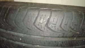 16 in Mags/Rims with summer tires West Island Greater Montréal image 3
