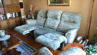 Fauteuil inclinable/berçant,Sofa,Store Vertical,Valance & Toile!