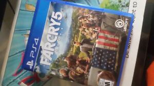 Farcry 5 for Playstation 4!