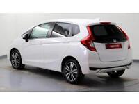 2018 Honda Jazz 1.3 i-VTEC EX Petrol white Automatic