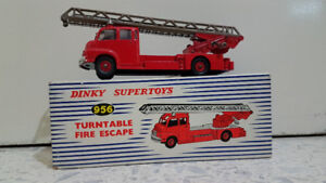 Dinky Toys Turntable Fire Escape - 956