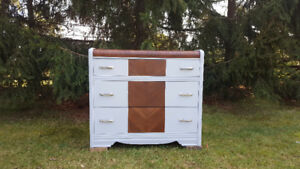 Vintage Waterfall Dresser $200. Or best.