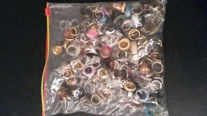 BAGS of costume jewellery! 550+ pcs 1stCFS great resale deal West Island Greater Montréal image 3