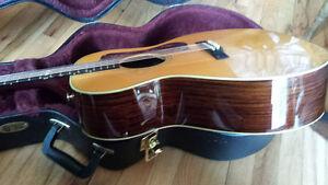 guitare guild gsrf40 cocobolo