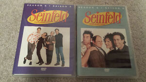Seinfeld Seasons 5 and 6