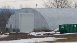 STEEL BUILDING 50Wx34D Quonset Barn Shop Warehouse Shed Garage