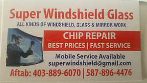 *****Mobile Windshield Replacement And Chip Repair*****